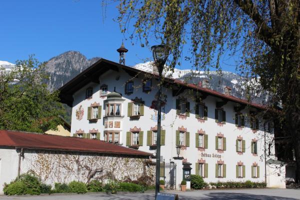 Fotos del hotel: Ferienhaus Gut Voldöpperwirt, Kramsach