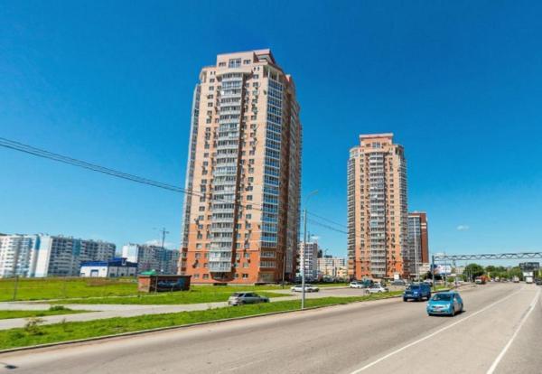 Zdjęcia hotelu: Apartment Erofey Arena at Sysoyeva 2, Chabarowsk