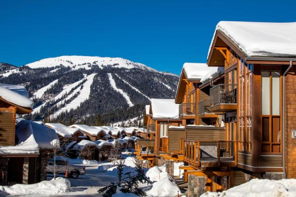 Hotel Pictures: Woodhaven Townhouses - WH16, Sun Peaks