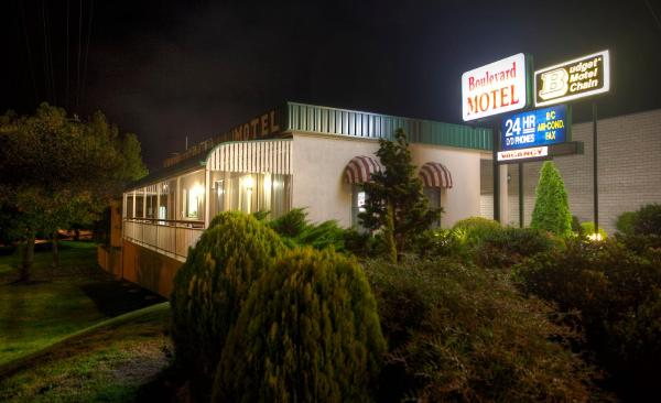 Foto Hotel: Boulevard Motel, Stanthorpe