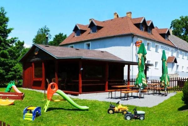 Hotel Pictures: Penzion Wizard, Černá v Pošumaví