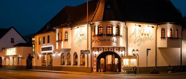 Hotelbilleder: City Hotel Antik, Aalen