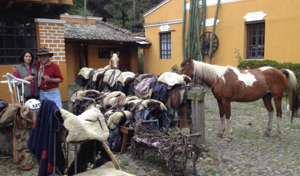 Hotel Pictures: , Hacienda La Alegría