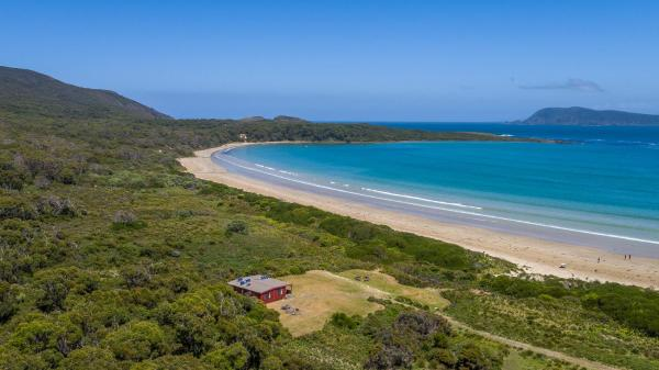 Fotos de l'hotel: Cloudy Bay Cabin, South Bruny