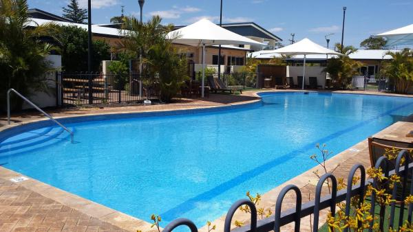 酒店图片: Waldorf Geraldton Serviced Apartments, 杰拉尔顿