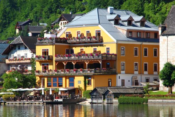 Foto Hotel: Seehotel Grüner Baum, Hallstatt