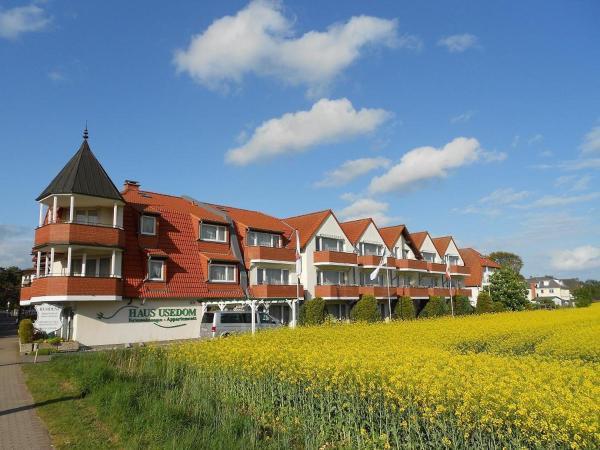 Hotelbilleder: Appartement Residenz Haus Usedom, Kolpinsee