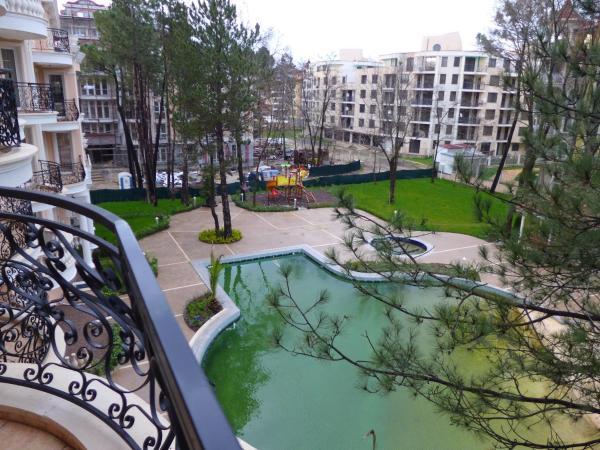 Hotellbilder: Apartment at Venera Palace, Sunny Beach
