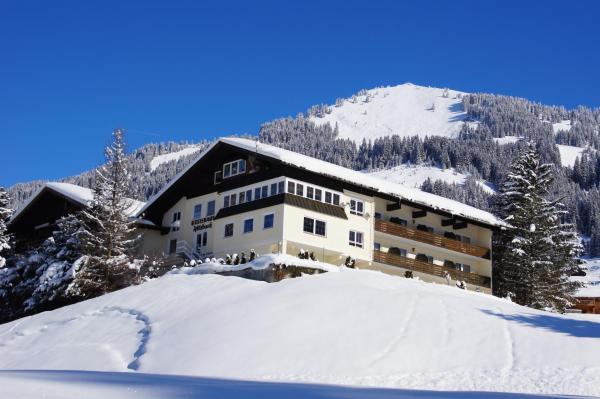 Hotellikuvia: Gästehaus Wildbach, Mittelberg