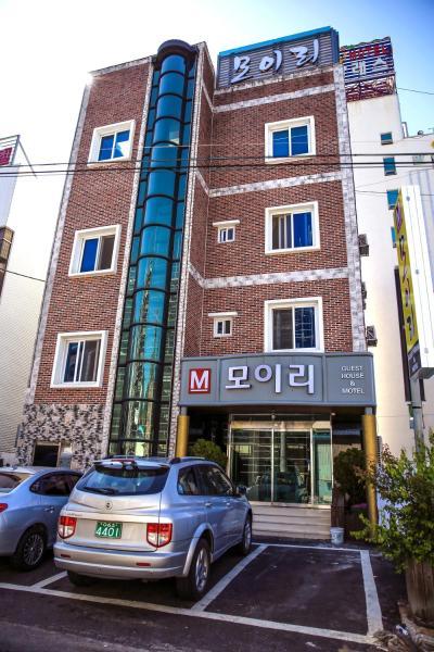 Zdjęcia hotelu: Moiri Guesthouse, Yeosu
