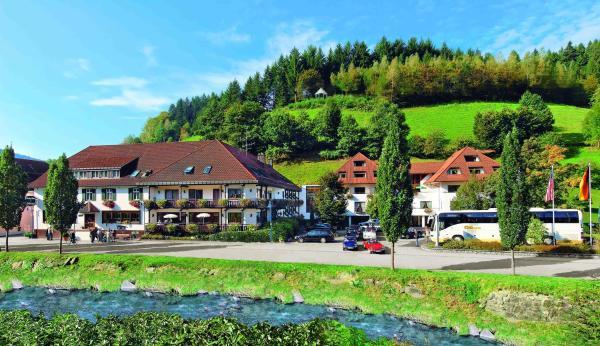 Hotelbilleder: Hotel 3 Könige, Oberwolfach