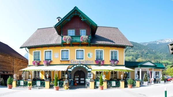 酒店图片: Dorfgasthof zum Grafenwirt, Aich