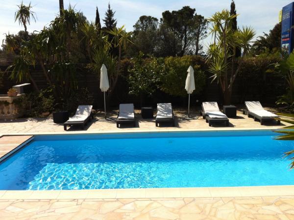 Hotel Pictures: La Quietude, Les Issambres
