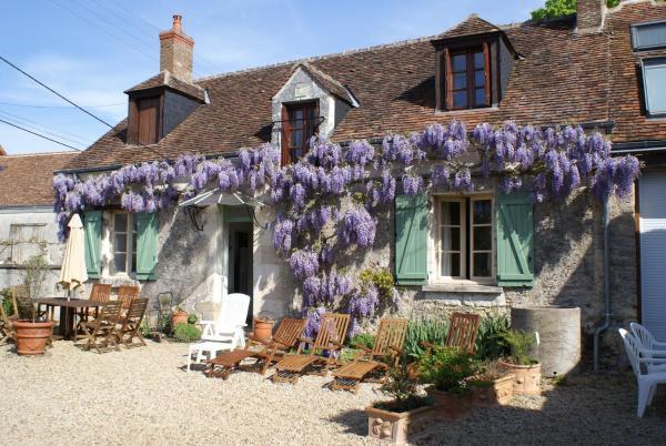Hotel Pictures: Vrigny Touraine Cottages, Saint-Georges-sur-Cher