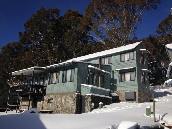 Fotografie hotelů: Snowgums Lodge, Thredbo