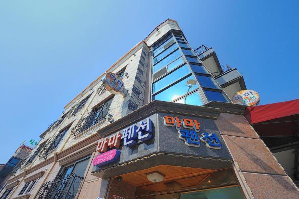Zdjęcia hotelu: Mama Pension, Boryeong