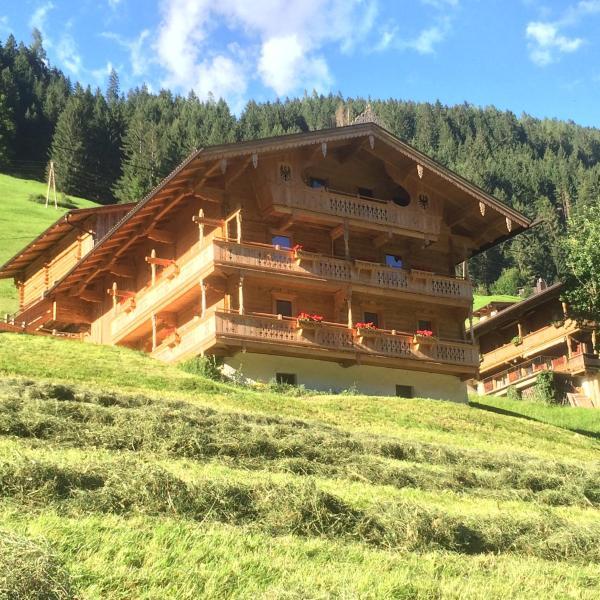 Foto Hotel: Joggelerhof, Finkenberg
