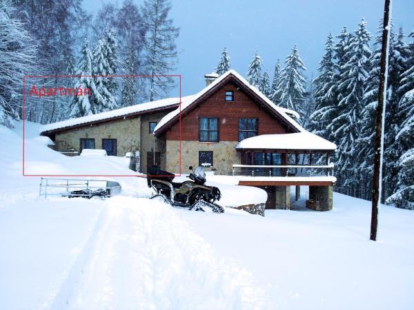 Hotel Pictures: Hánovka Apartments, Vrchlabí
