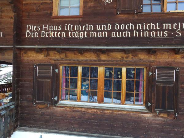 Hotel Pictures: Casa Ischi, Waltensburg