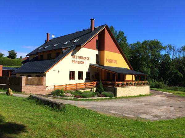 Hotel Pictures: Pension Mandl, Řetová