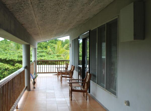 Zdjęcia hotelu: Lusia's Lagoon Chalets, Salelologa