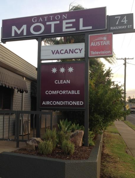 Foto Hotel: Gatton Motel, Gatton