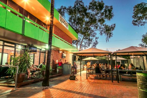 Hotellbilder: Haven Backpackers Resort, Alice Springs