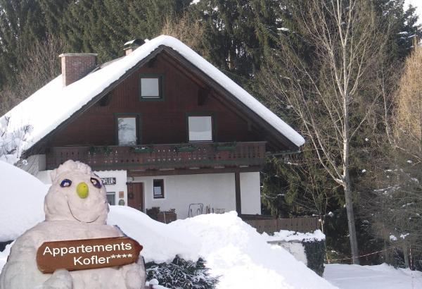 Hotellbilder: Appartements Kofler, Pruggern