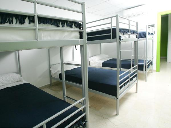 Bed in 16-Bed
