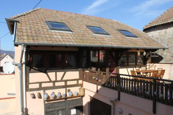 Hotel Pictures: Gîte l'Erable 13, Beblenheim