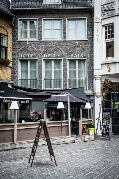 Hotellbilder: Hotel De La Paix, Poperinge