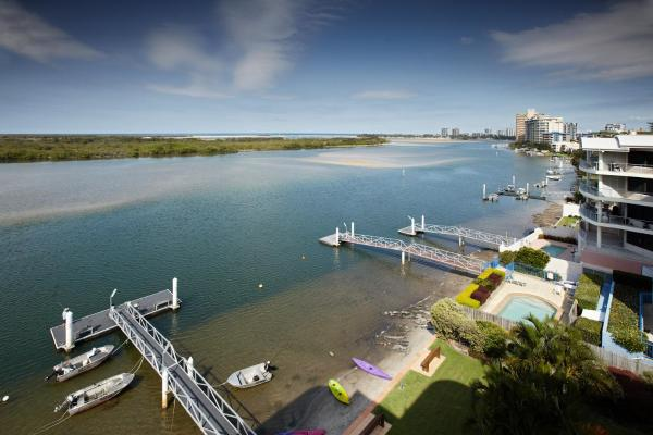 Fotografie hotelů: On The River Apartments, Maroochydore