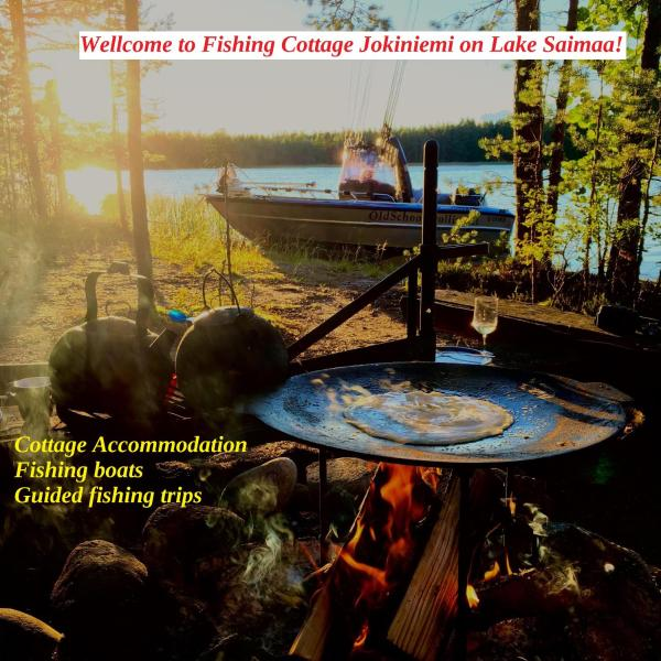 Hotel Pictures: Fishing Cottage Jokiniemi, Savonranta