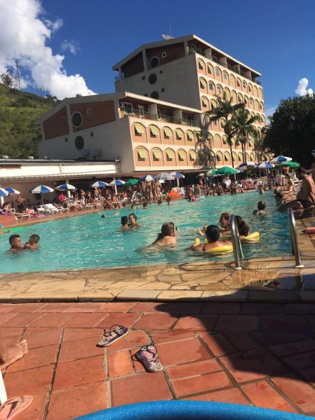 Hotel Pictures: Apartamento Hotel Cavalinho Branco, Águas de Lindóia