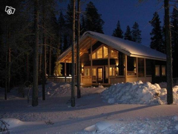 Hotel Pictures: Luxury Lodge Ylläs, Äkäslompolo