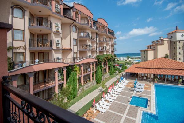 ホテル写真: South Beach Hotel - All Inclusive, Tsarevo