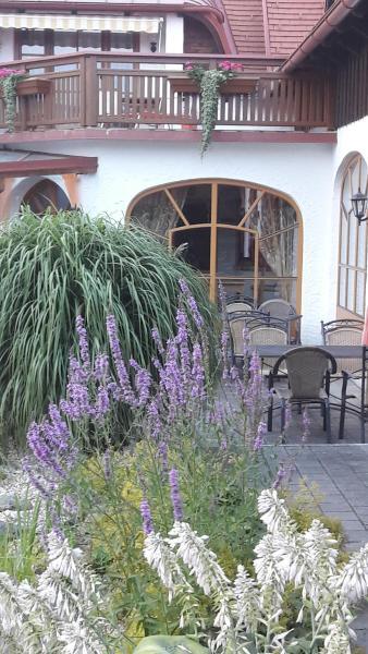 酒店图片: Hotel Garni Hügellandhof, Neuhaus am Klausenbach