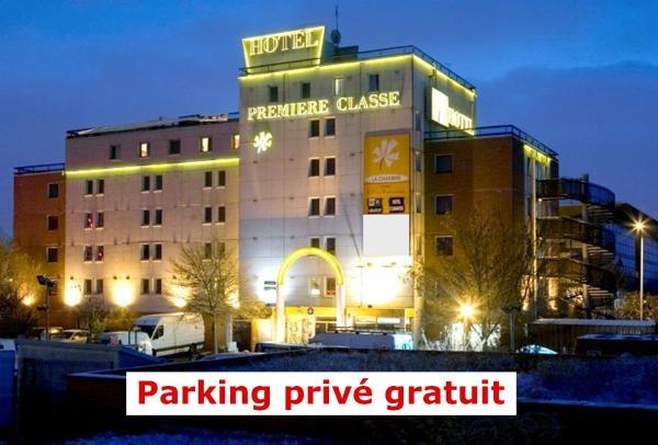 Hotel Pictures: Premiere Classe Paris Ouest - Nanterre - La Defense, Nanterre