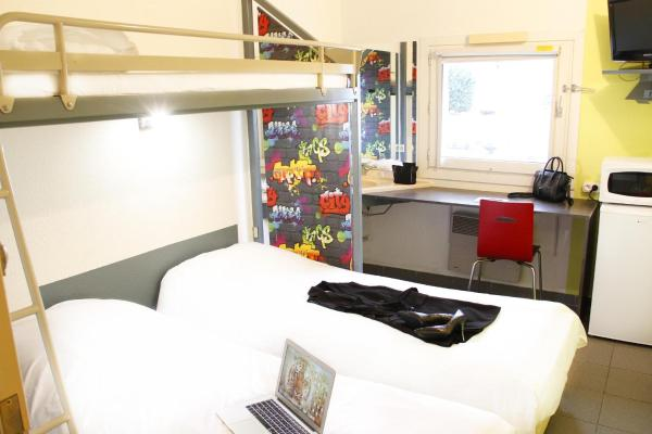 Hotel Pictures: Lemon Hotel - Longperrier Roissy, Longperrier