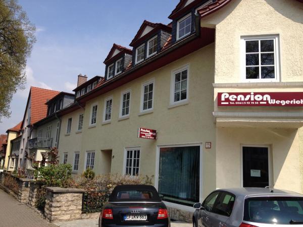 Hotel Pictures: Pension Wegerich, Erfurt