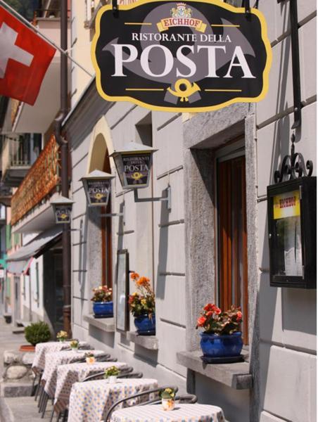 Hotel Pictures: Ristorante della Posta, Cevio