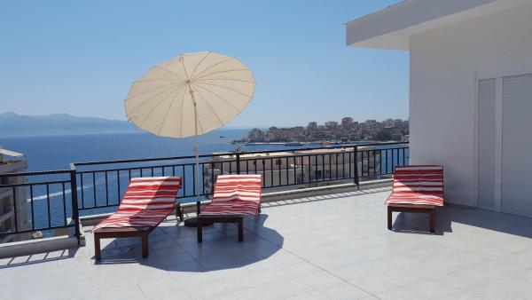 Hotel Pictures: Luxurios Penthouse Apartment, Sarandë