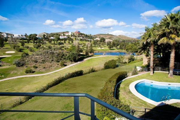 Fotografie hotelů: Villa Crystal, Estepona