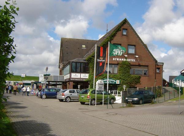 Hotel Pictures: Strandhotel Neuharlingersiel, Neuharlingersiel