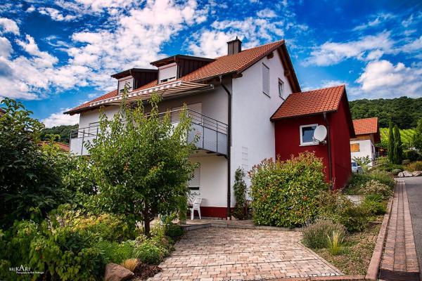 Hotelbilleder: Ferienwohnung Viabella, Pleisweiler-Oberhofen