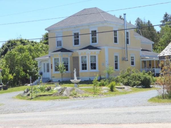 Hotel Pictures: Deer Island Inn, Lords Cove