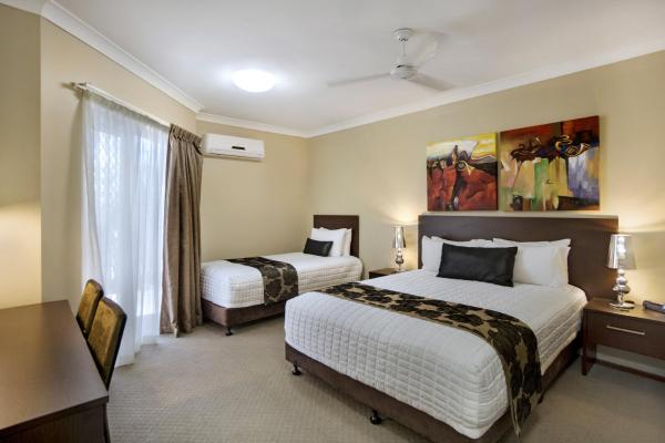 Fotografie hotelů: Best Western Kimba Lodge, Maryborough