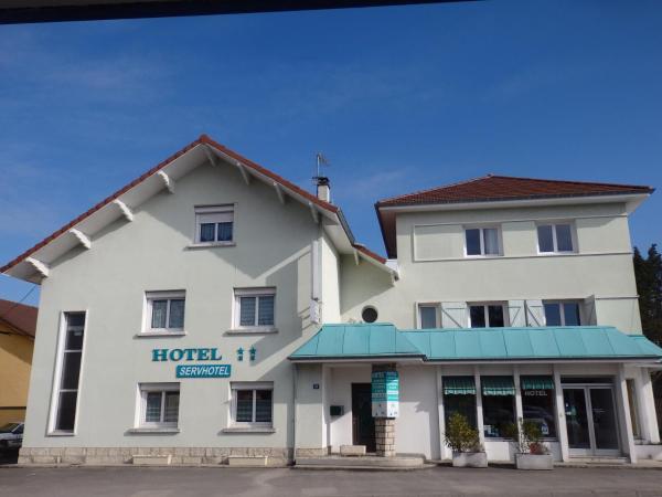Hotel Pictures: Servhotel, Morestel