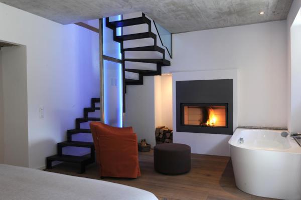 Hotel Pictures: Casa Rossa, Brione