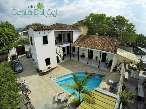 Hotel Pictures: HOTEL CAPILLA DEL SOL., Garzón